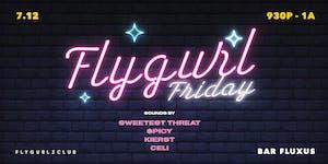 Fly Gurl Friday: No Chance x FLYGURLZCLUB