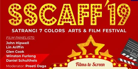 2019 SSCAFF 7 Colors Arts & Film Festival  tickets