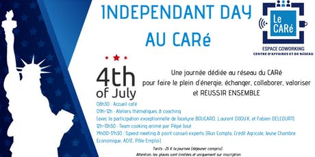 INDEPENDANT DAY AU CARé tickets
