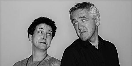 A fill-in-the-blanks comedy reading with Heide Goody and Iain Grant tickets