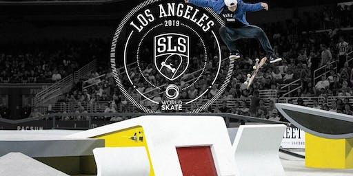 2019 Street League Skateboarding World Tour Los Angeles
