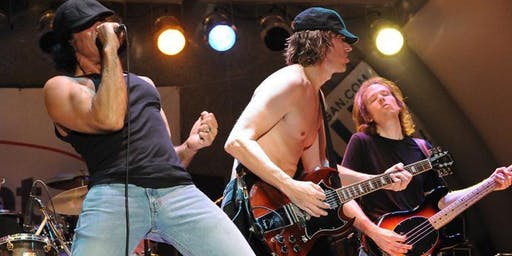 AC/DC Tribute Band Back in Black