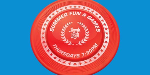 """Summer Fun & Games"""