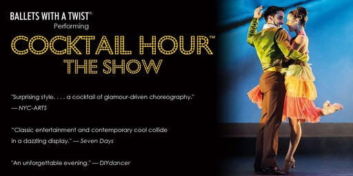 """""""Cocktail Hour: The Show"""""""