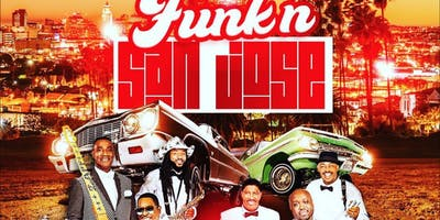 """Funk N' San Jose"" Ft. Zapp, SOS Band, Bar Kays & More"