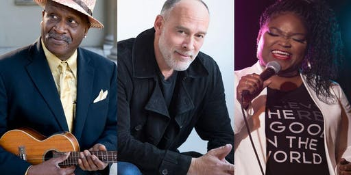 Taj Mahal Quartet / Marc Cohn Featuring Blind Boys of Alabama