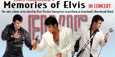 "Chris MacDonald's ""Memories of Elvis"""
