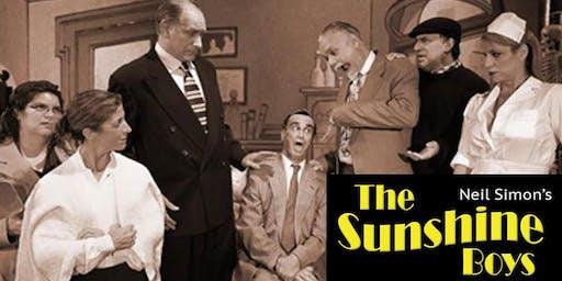"""""""The Sunshine Boys"""" by Neil Simon"""
