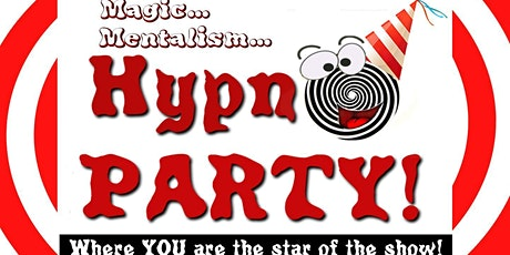 Hypnoparty tickets