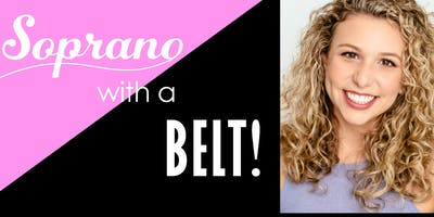 "Alexandra Muscaro: ""Soprano with a Belt!"""