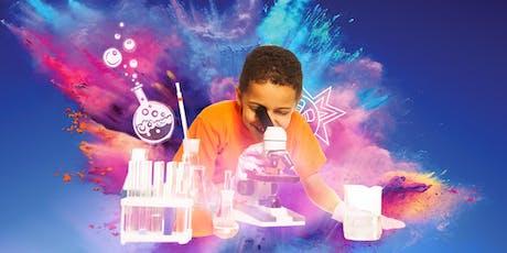 Science Alive - Very Strange Stuff Show tickets