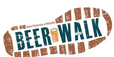Sant'Eufemia nel Mondo - Walk & Beer biglietti