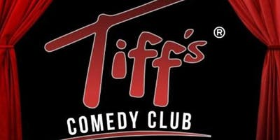 Stand-Up Comedy Night at Tiff's Comedy Club