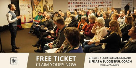 Create Your Extraordinary Life (Perth) tickets