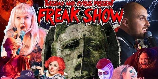 """""""Freak Show -- FREAKin Fresno"""""""