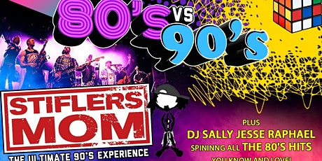 '80s vs. '90s Party With Stifler's Mom tickets