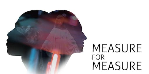 """The Acting Company: """"Measure for Measure"""""""