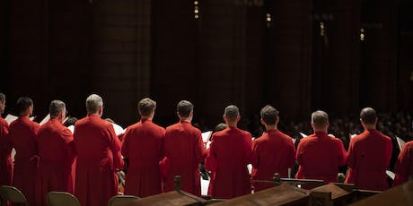 The Saint Thomas Choir of Men and Boys: C.P.E Bach: Passions-Cantate tickets