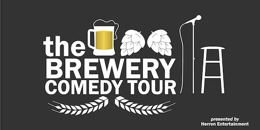 """Brewery Comedy Tour"""