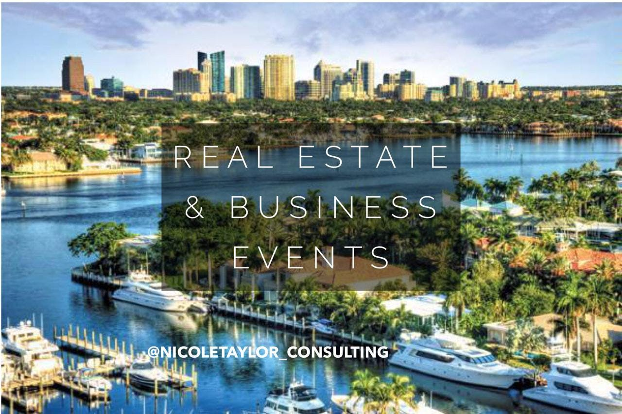 West Palm Beach, FL Real Estate & Business Event
