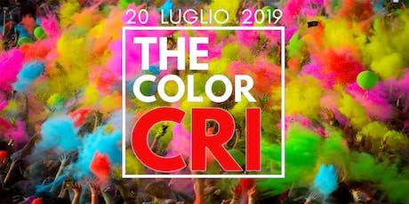 The Color CRI 2019 - Prignano sulla Secchia biglietti