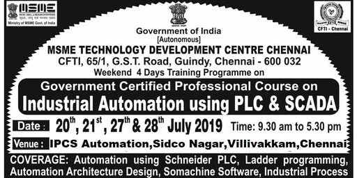 Government Certified Industrial Automation PLC Training