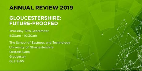 GFirst LEP Annual Review 2019 tickets
