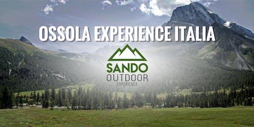 OSSOLA EXPERIENCE ITALIA – TREKKING con SILVANO MORONI