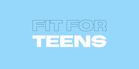 FITFORTEENS Summer Intensive tickets