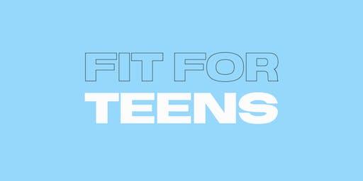 FITFORTEENS Summer Intensive