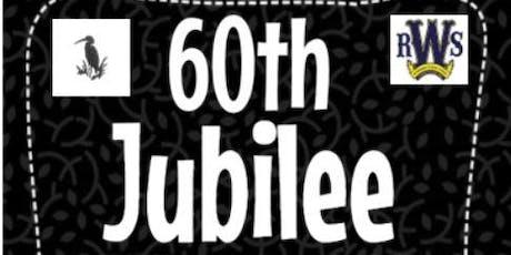 Wymondley Road School 60th Jubilee tickets