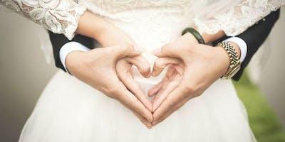 Anne Sheriffdeens intime bryllupsevent