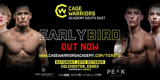 Cage Warriors Academy South East #24