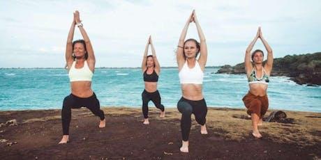 Happy Yoga tous niveaux refresh billets