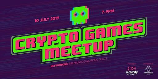 Crypto Games Meetup