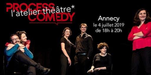 l'atelier théâtre Process Comedy