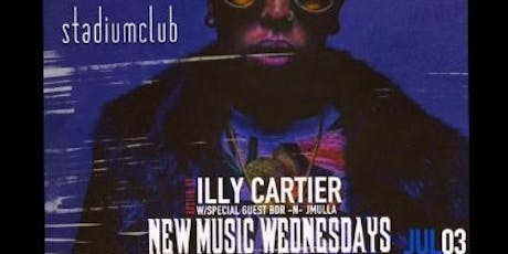 New Music Wenesday Hosted by illy Cartier with special guest BDR & Jmulla tickets