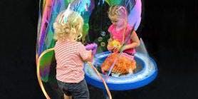 JUMP IN! Children's Workshops - Bubble Science
