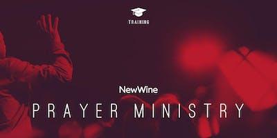 Prayer Ministry Training 19/10/19