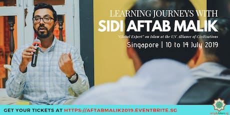 Aftab Malik: Singapore Tour 2019 tickets