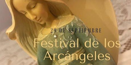 Festival de los Arcángeles entradas