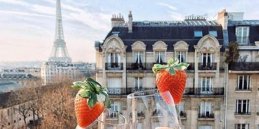 PIQUE-NIQUE | Rozé Girls на крыше Парижа