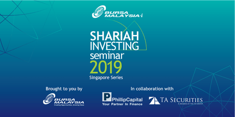 Shariah Investing Seminar 2019 tickets