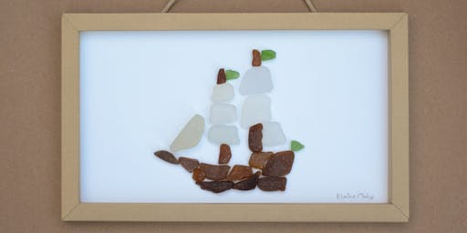 Sea Glass Art Workshop