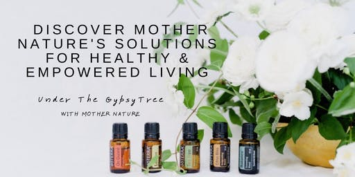 Discover Mother Nature's Solutions for Healthy & Empowered Living