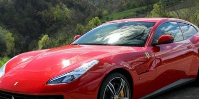 Ferrari Test Drive - Ferrari GTC4Lusso