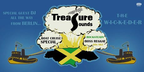 TREASURE SOUNDS Tickets