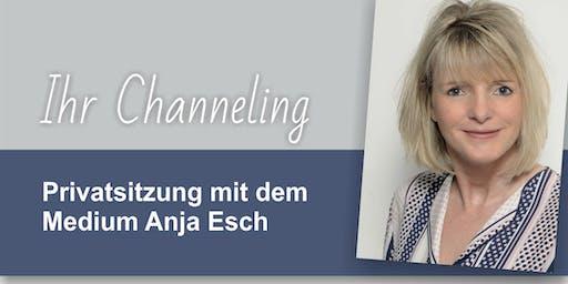 Privat-Channeling mit Anja Esch