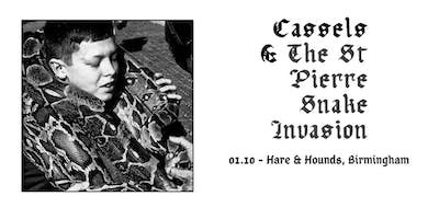 Cassels x The St Pierre Snake Invasion