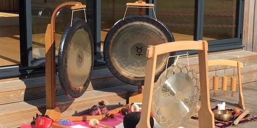 Gong Sound Bath Meditation